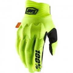 Мотоперчатки Ride 100% COGNITO Glove Fluo Yellow L