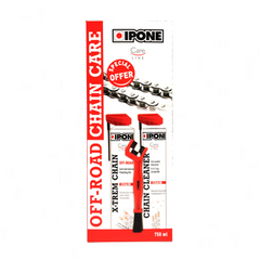 IPONE Road Chain Care Off-road смывка+смазка+щетка