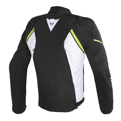 Мотокуртка Dainese AVRO D2 TEX JACKET Fluor Yellow L