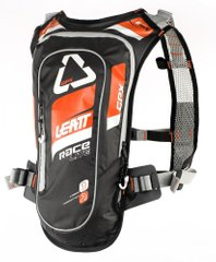 Моторюкзак LEATT Hydration GPX Race HF 2.0 Orange Black