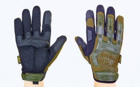 Рукавички Mechanix Mpact 3 Khaki L