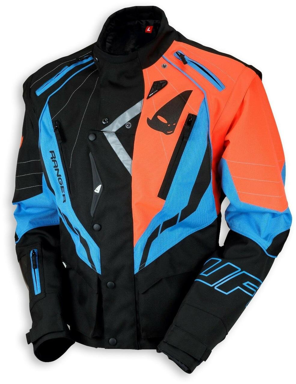 Мотокуртка UFO RANGER ENDURO Blue Orange L