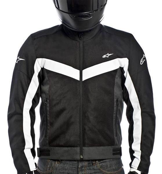 Мотокуртка Alpinestars RADON Air Dark Grey М(р)