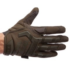 Мотоперчатки Mechanix Mpact Original Dark Green L